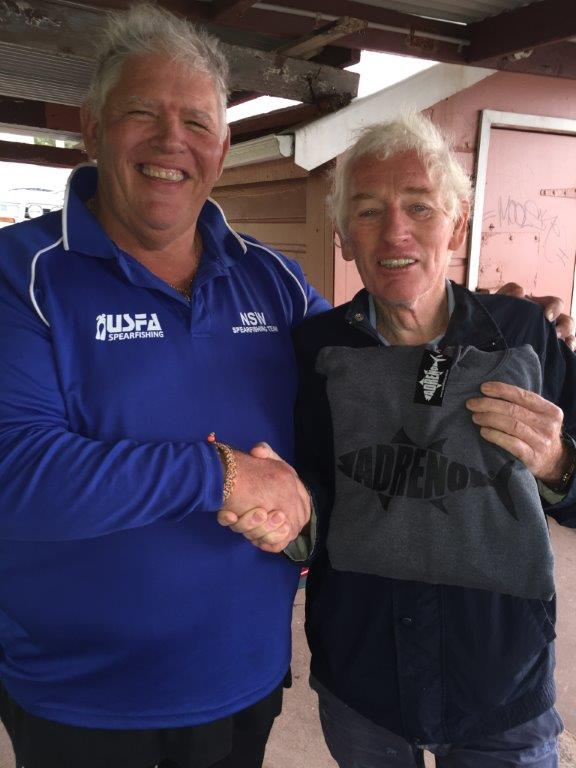 Grand Master Winner - Pat Mullins