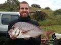 Evan Leeson - 2.175kg Snapper