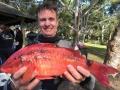 Marty Kieselbach (STG) – 1340g Black Spot Goatfish