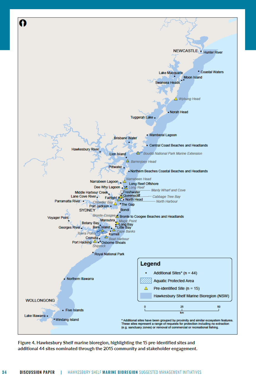 A better picture showing the expanse of the region under assessment